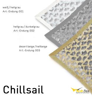 Arch-Text-Chillsail-Sonnensegel-Farben